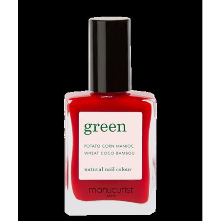 Manucurist Green Anemone Vernis Rouge Coffret Love Mom Fête des Mères
