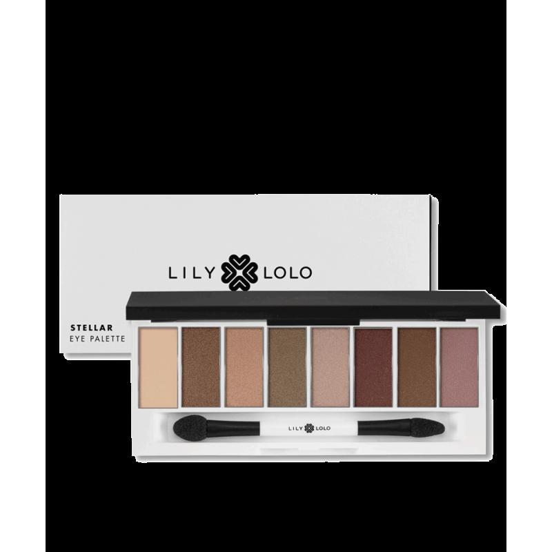 LILY LOLO mineral cosmetics Stellar Eye Palette Mineral-Lidschatten