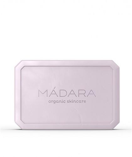 MADARA cosmétique bio Savon Purifiant végétal peau acnéique pain teint sensible plantes fleurs