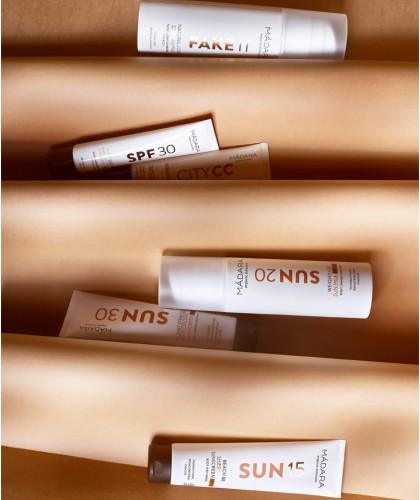 MADARA cosmetics Natürlicher Sonnenschutz Sonnenpflege mineralisch zertifiziert Naturkosmetik