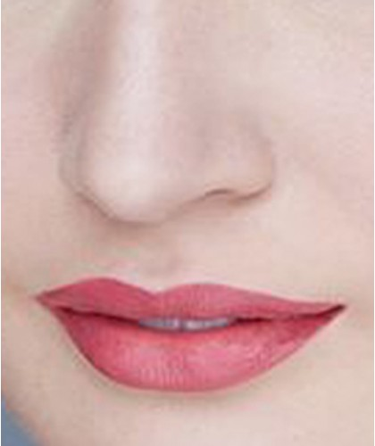 Lily Lolo Natural Lipstick Lippenstift Romantic Rose swatch