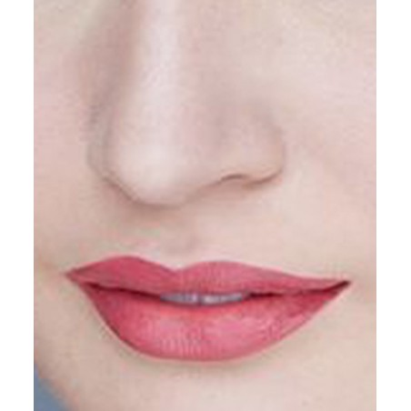 Lily Lolo Natural Lipstick Romantic Rose swatch