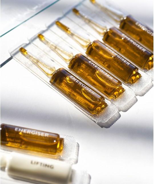 Madara organic skincare Antioxidant Energiser Booster Ampoules 10 x 3ml