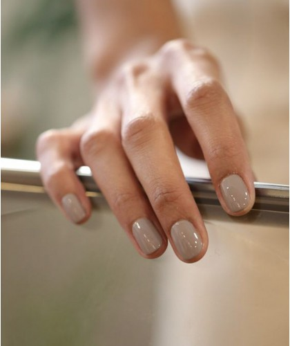 Nail Polish GREEN Dove Beige
