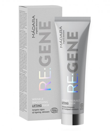 MADARA Masque Liftant Anti-âge bio RE:GENE