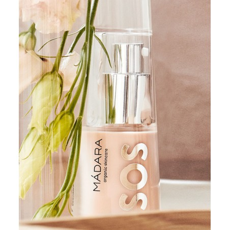 Madara - SOS Hydra Repair Intensive Serum Gesichtsserum