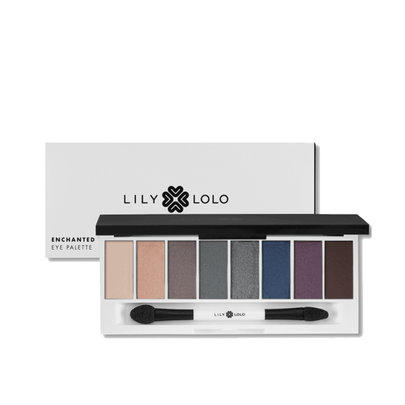 Lily Lolo Eye Palette Enchanted