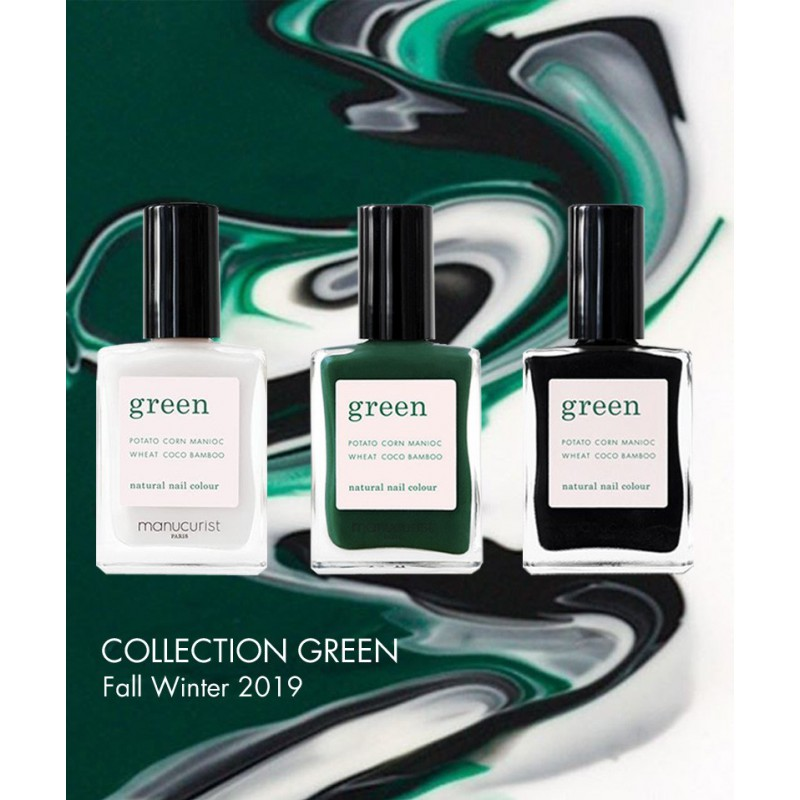 Manucurist Paris Nagellack GREEN Box Autumn Winter