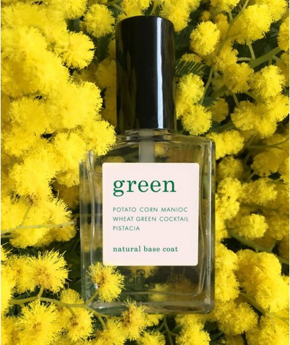 GREEN MANUCURIST Paris Base ongles soin coat soin ongles naturelle - Made in France