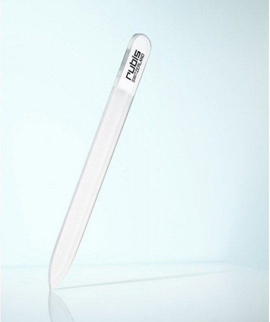 Glass Nail File Rubis Switzerland manicure