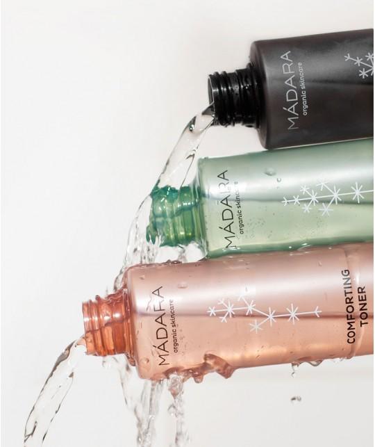 Madara cosmetics Naturkosmetik Gesichtswasser Hautpflege zertifiziert
