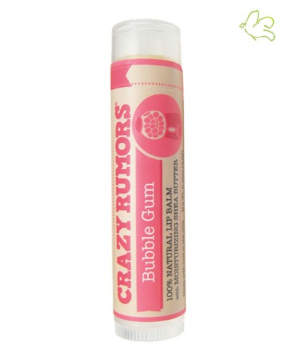 Crazy Rumors - Natural Lip Balm Bubble Gum