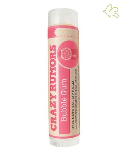 Crazy Rumors - Natural Lip Balm Bubble Gum