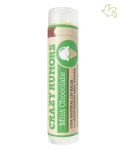 CRAZY RUMORS Lippenbalsam Mint Chocolate