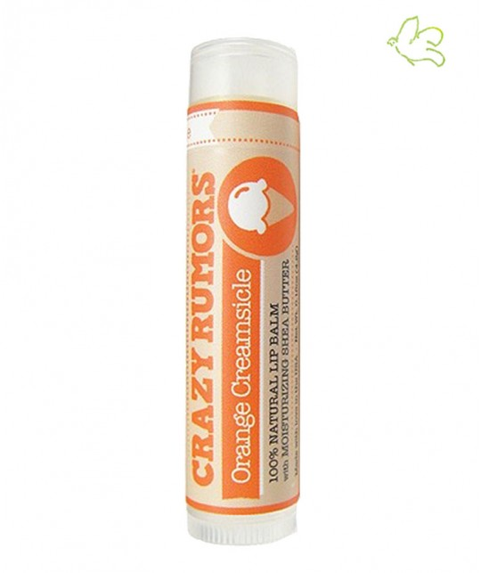 CRAZY RUMORS Lippenbalsam Orange Creamsicle