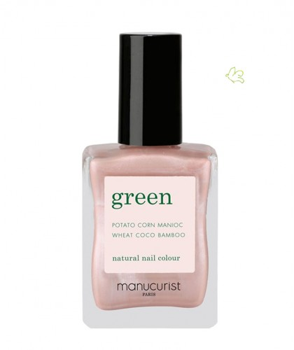 Manucurist Paris Nail Polish GREEN Carnation