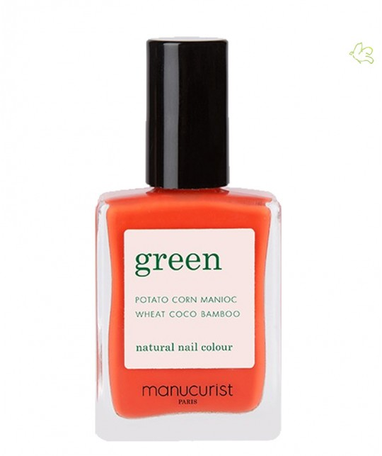 Manucurist - Nail Polish GREEN Coral Reef