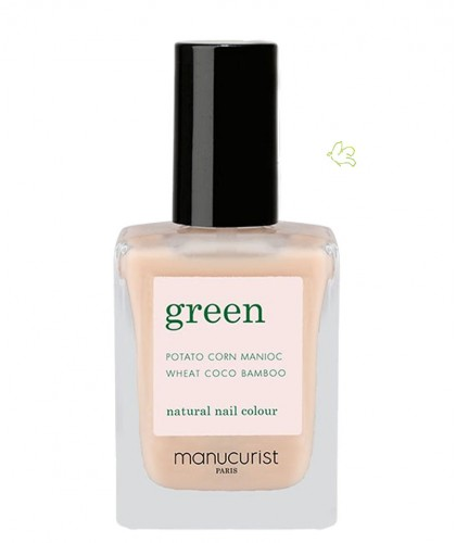 Manucurist Vernis GREEN Nude ongles naturel vegan