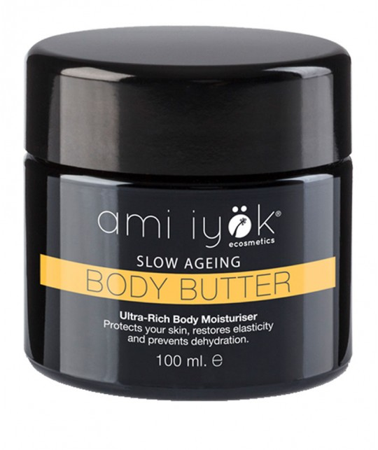 Ami Iyök - Body Butter Beurre corporel ultra hydratant et nourrissant certifié bio Natrue