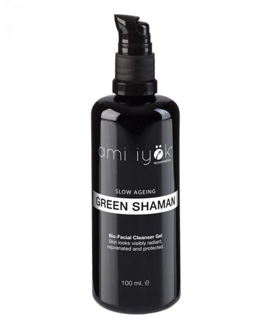 AMI IYÖK Green Shaman Organic Facial Cleanser Gel organic certified Natrue