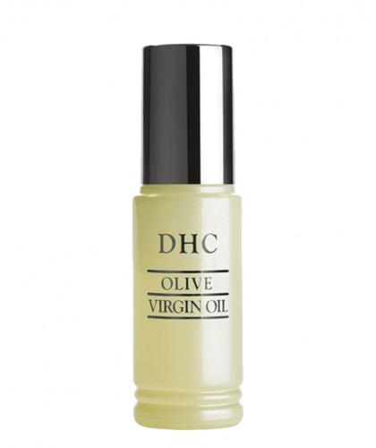 DHC Huile d'Olive Vierge Olive Virgin Oil soin visage 100% naturel sans parfum sans colorant