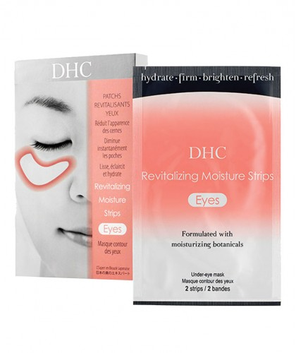 DHC Revitalizing Moisture Strips Eyes
