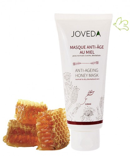 Joveda Anti Aging Honey Mask natural ayurvedic skincare