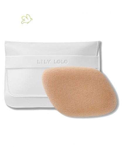LILY LOLO Make-up-Schwamm Flocked Sponge