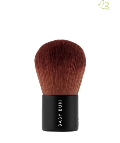 Lily Lolo Baby Buki Brush mineral cosmetics foundation vegan cruelty free