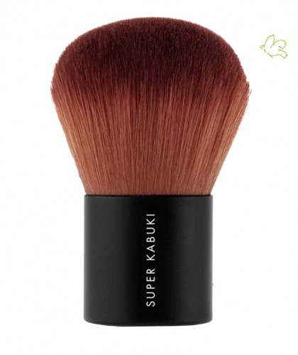 Lily Lolo Kabuki Pinsel Super Kabuki Brush mineral cosmetics foundation