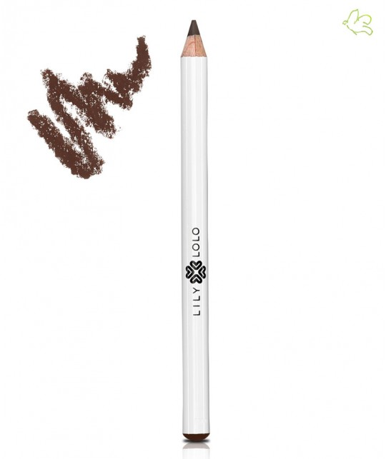 Kajalstift Lily Lolo - Natural Eye Pencil braun