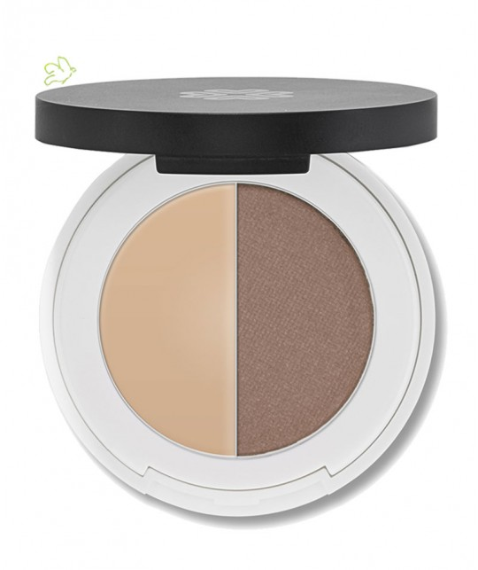 LILY LOLO Eyebrow Duo light mineral cosmetics natural beauty