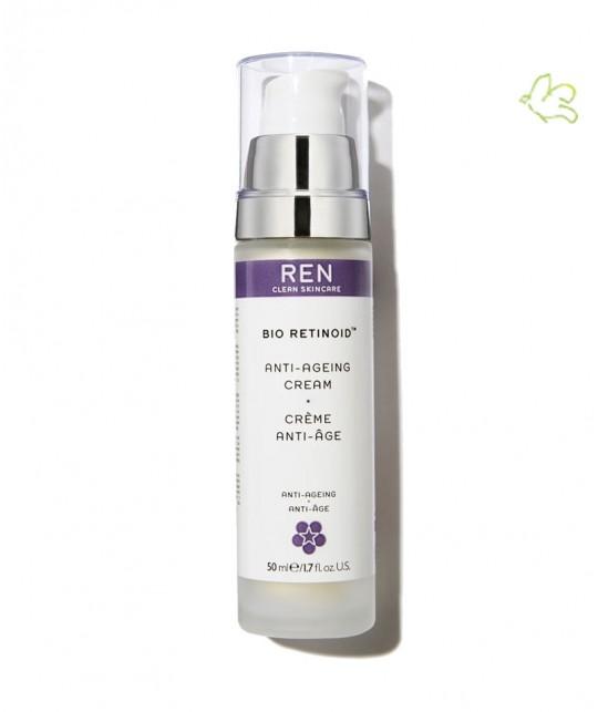REN Skincare - Bio Retinoïd Crème Anti -Âge visage retinol naturel