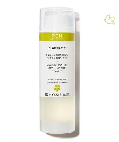 REN Skincare - Clarimatte Gel Nettoyant Régulateur Zone-T