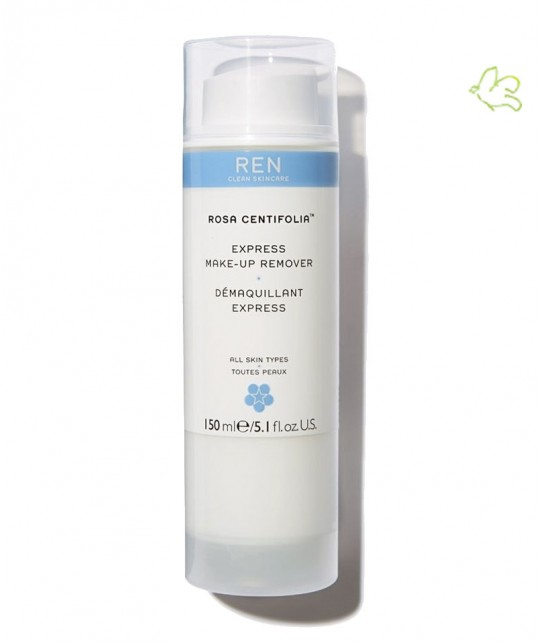 Rosa Centifolia Express Make-Up Remover clean skincare