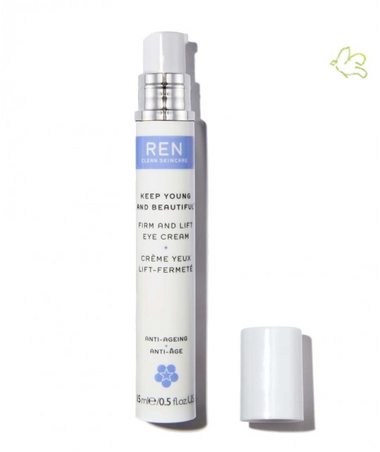 REN Keep Young And Beautiful Firm And Lift Eye Cream clean skincare