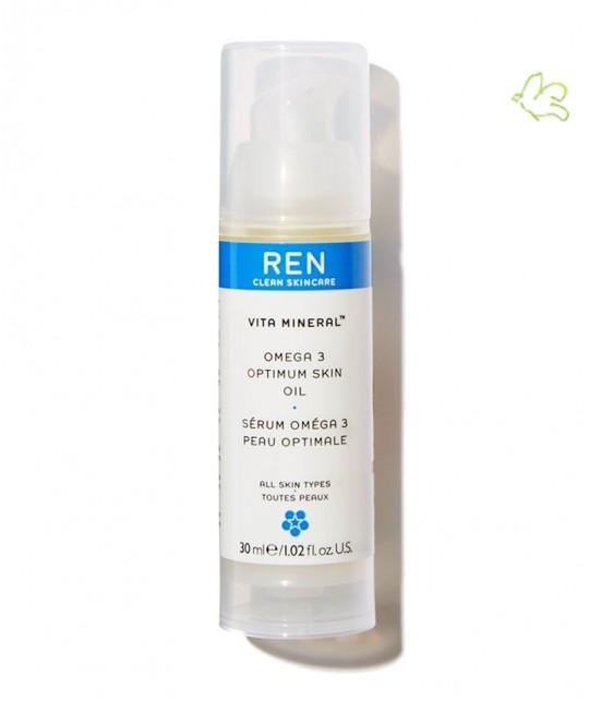 Sérum Omega 3 Peau Optimale REN Skincare - Vita Mineral