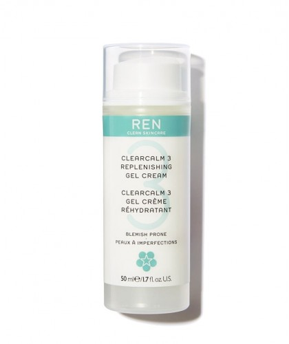 REN ClearCalm 3 Replenishing Gel Cream clean skincare