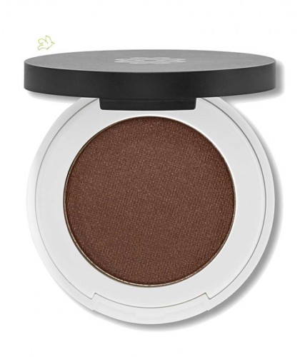 Lily Lolo Fard à Paupières Minéral Compact I Should Cocoa marron chocolat maquillage yeux