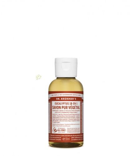 Dr. Bronner's Liquid Soap Eucalyptus Organic