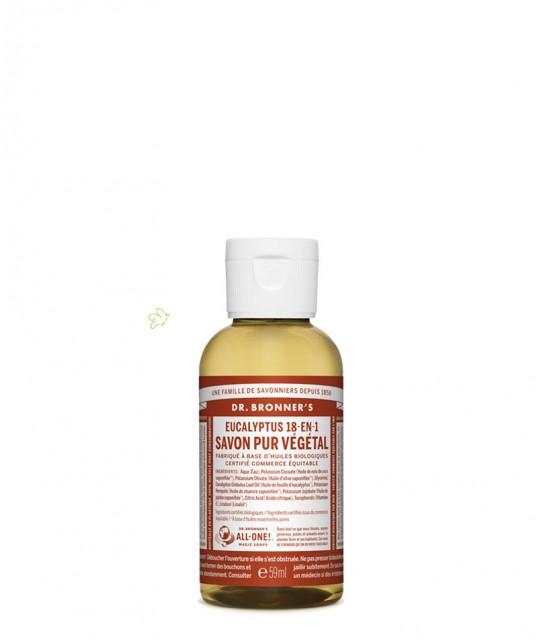 Dr. Bronner's Flüssigseife Eukalyptus 60ml