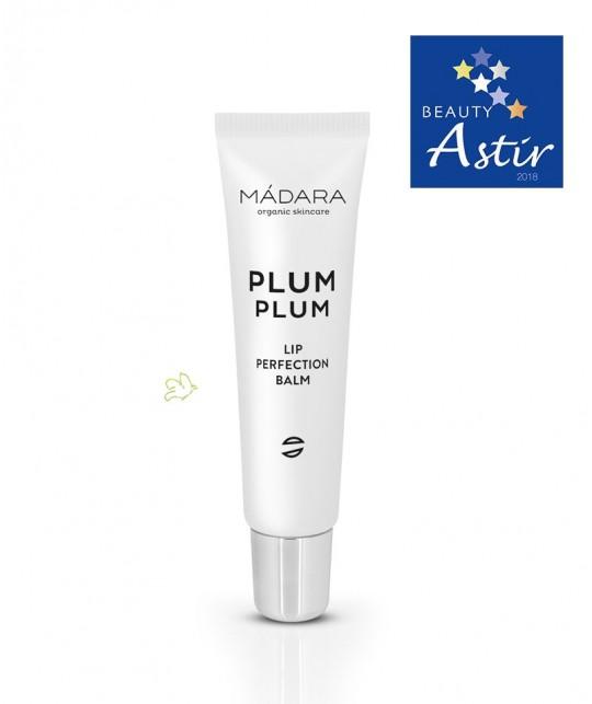 Madara cosmetics Plum Plum Lipbalm organic