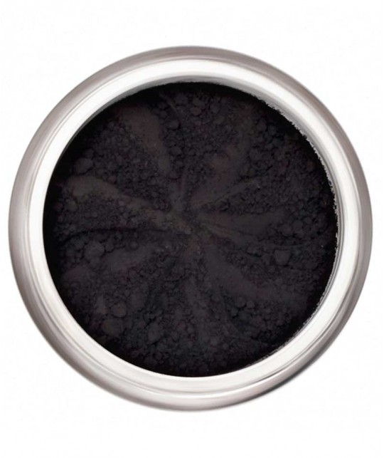 Lily Lolo - Mineral Eye Shadow Witchypoo black cosmetics natural beauty