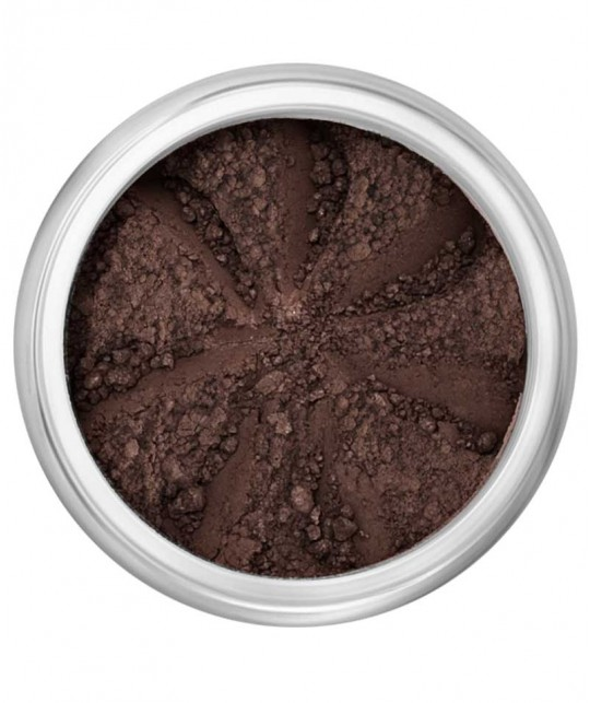Mineral Eye Shadow Lily Lolo - Black Sand cosmetics natural beauty