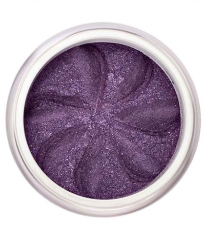 Lily Lolo - Mineral Eye Shadow Deep Purple cosmetics natural beauty