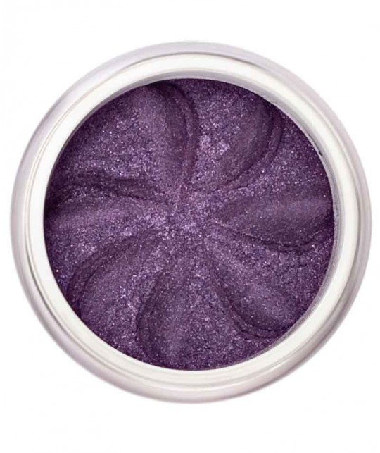 Lily Lolo - Lidschatten Mineral Eye Shadow Deep Purple natural lila