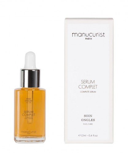Serum Complet - Intensive Nagelpflege MANUCURIST Paris -