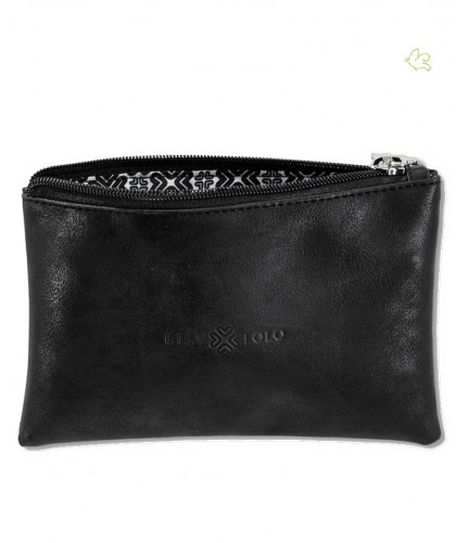 LILY LOLO Cosmetic Bag black mineral cosmetics beauty