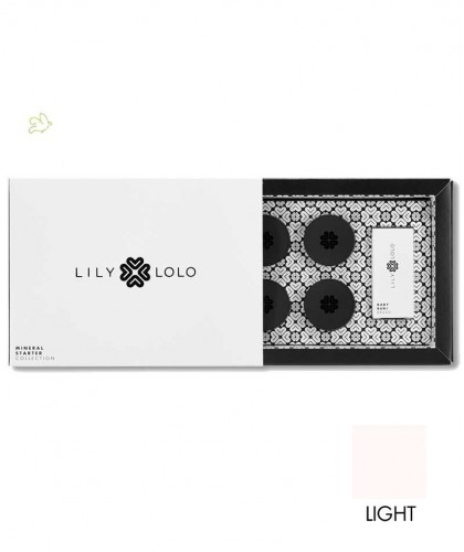 Lily Lolo Starterkit Mineral Starter Collection Helle Haut