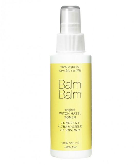 Balm Balm - Tonique apaisant bio à l'Hamamélis (spray)